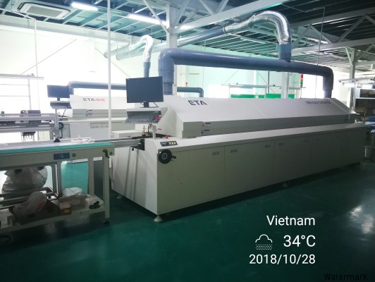 Lead-free Reflow Oven Machine E10
