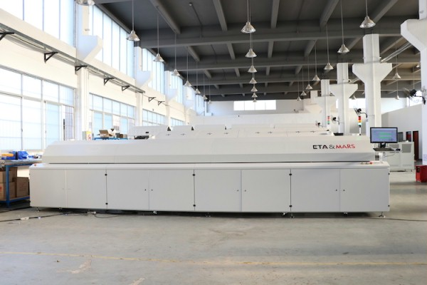 Reflow Oven Machine for PCB Soldering