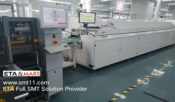 Lead-free Convection Reflow Oven E8